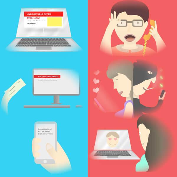 Avoid Money Transfer Scams