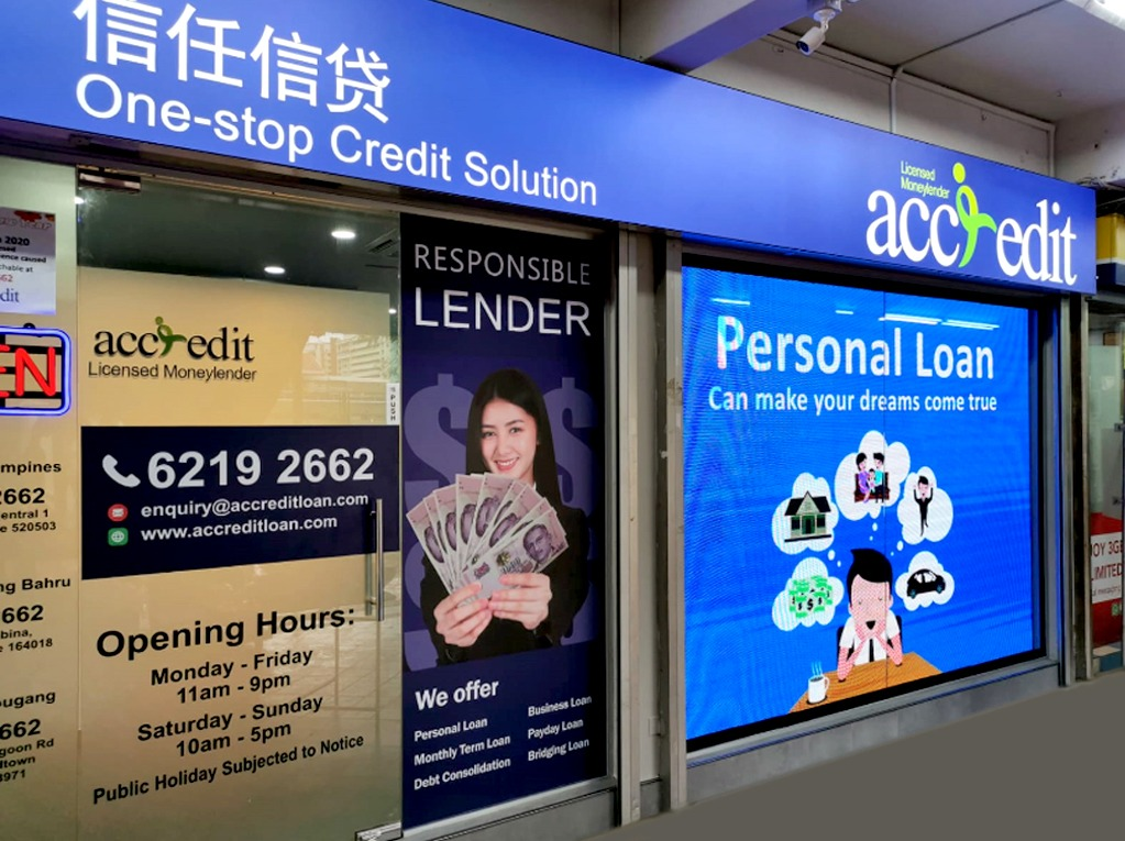 Accredit Licensed Money Lender