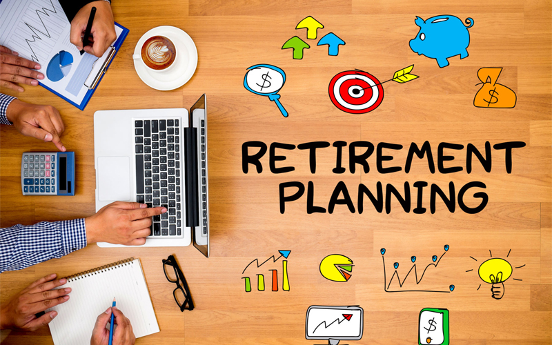 Steps to Retirement Planning to a Safe and Secure Future